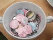 Neue bunte Buttons